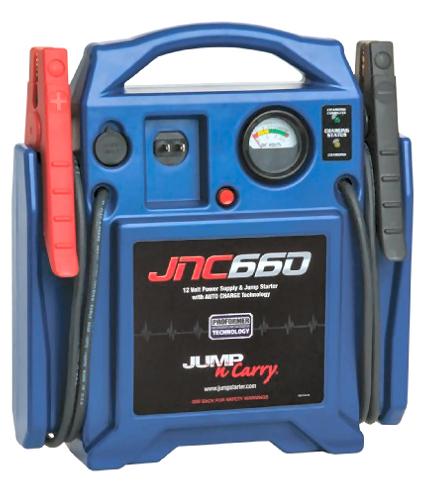 Clore jnc 660 jump starter
