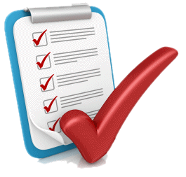 jump starter checklist