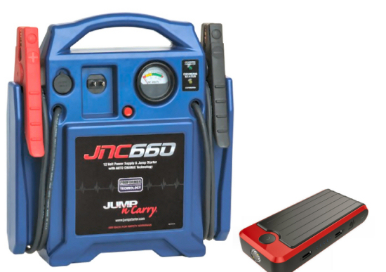 jumpstarter comparison